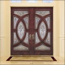 Jeld-Wen Aurora Fiberglass Entry Door Paoli, PA 19301