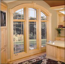 Marvin Clad Wood Casement windows Oreland, PA 19075